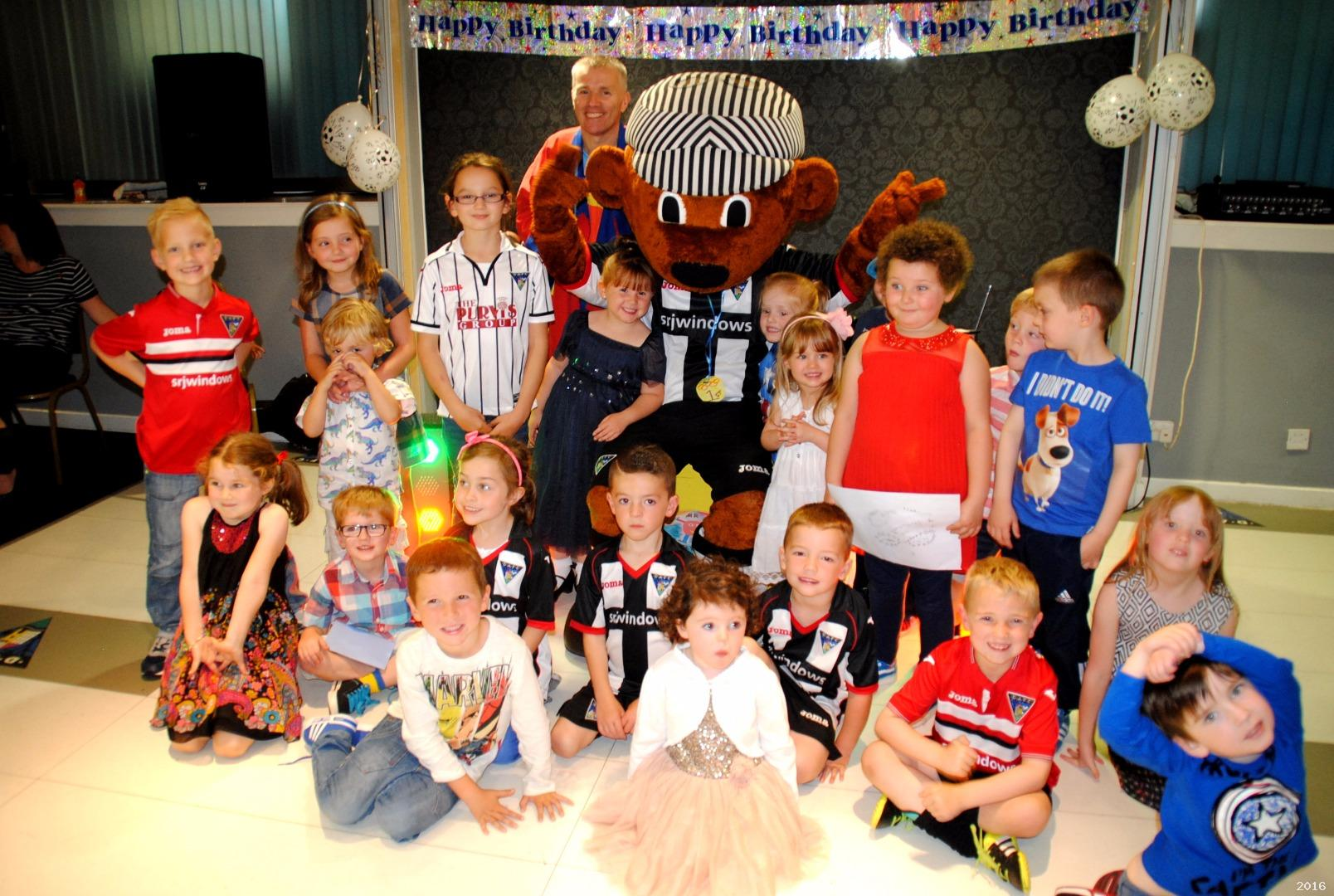 2016 Sammy`s Birthday Party