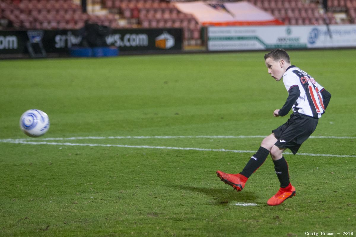 Young Pars Penalty Kick Final