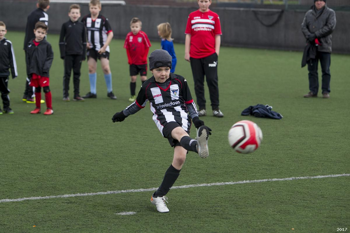 2017 Young Pars Penalty Kick Competition