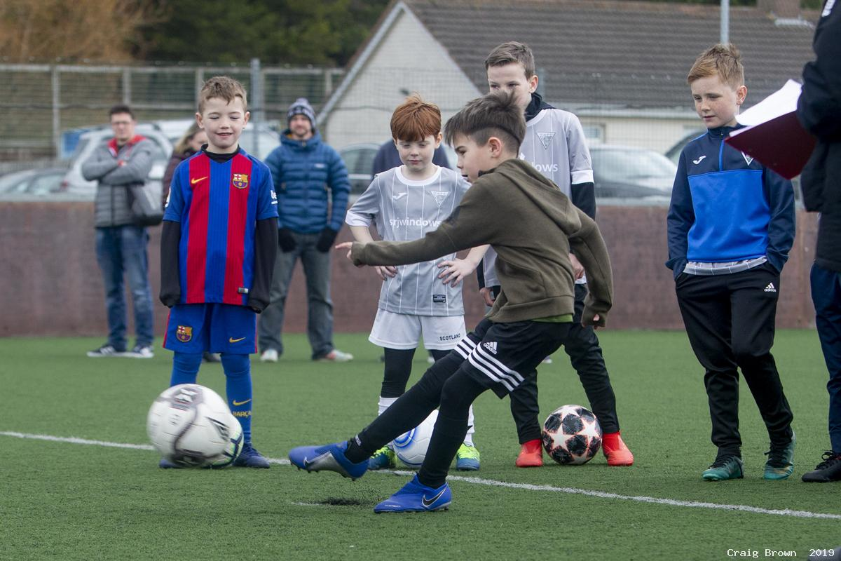 2020 Young Pars Penalty Kick Competition