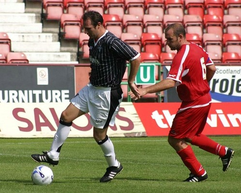 Pre Season Friendly v Carlisle United