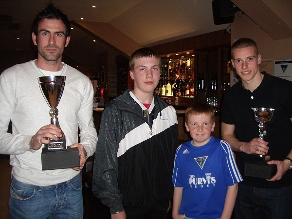 2008 Player of the Year Awards