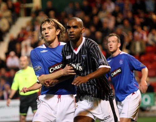 Co-operative Insurance Cup v Rangers