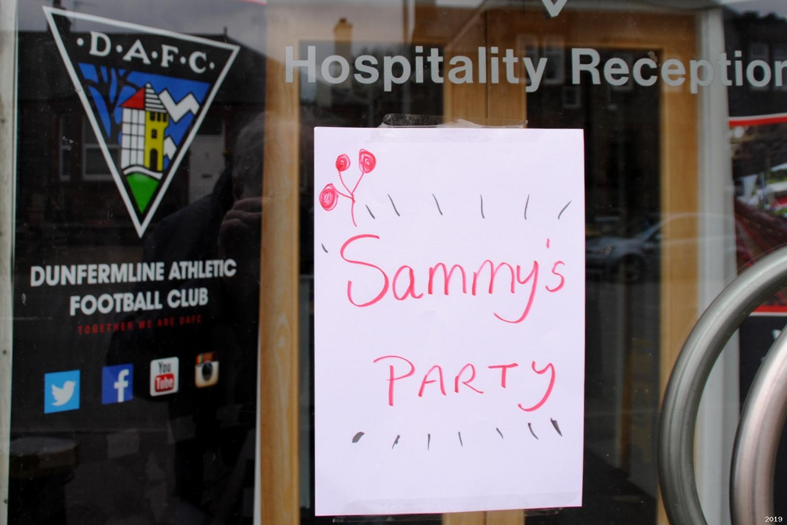 Sammy`s Easter Party