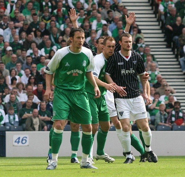 Scottish Cup Semi Final v Hibs