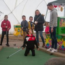 Adventure Golf Evening