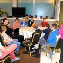 2014 Young Pars Club Night