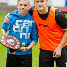 Young Pars Penalty Kick Winner