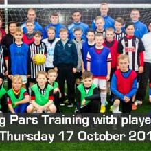 2013 Young Pars Training Day