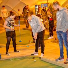 Young Pars Golf Night