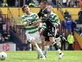 Scottish Cup Final v Celtic