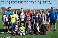 Young Pars Easter Coaching 2012