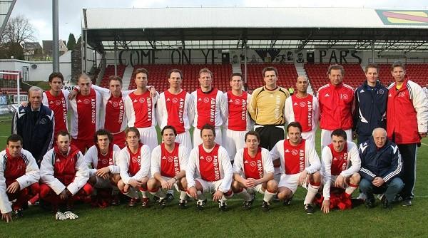 Resultado de imagem para Ajax Amateurs
