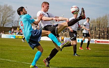 Faissal El Bakhtaoui v Ayr United