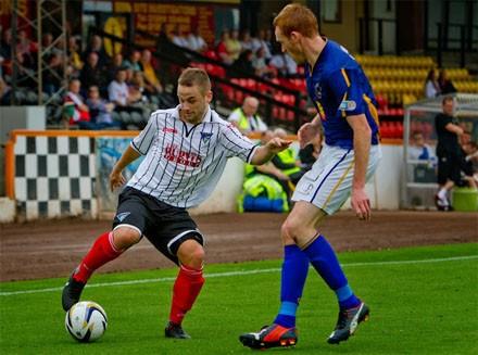Ryan Wallace v Berwick