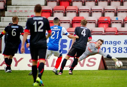 COWDENBEATH 180514 0-3