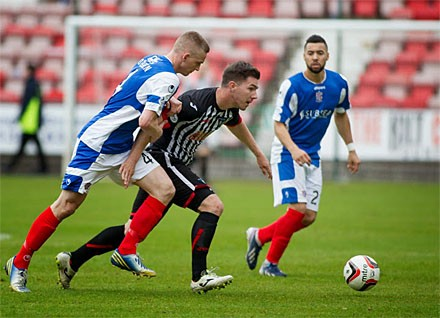 Ross Forbes v Cowdenbeath