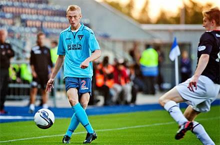 Ross Millen v Falkirk